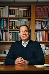 Portrait of John Karl Scholz, provost and vice chancellor for academic affairs at University of Wisconsin-Madison
