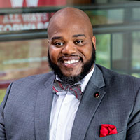 Headshot of LaVar Charleston, vice provost and chief diversity officer